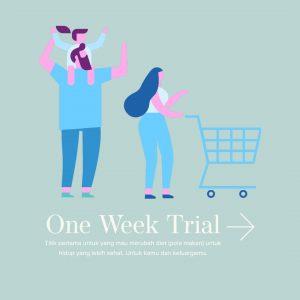 One Week Trial